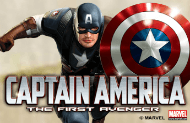 Автомат Вулкан Делюкс Captain America The First Avenger Scratch